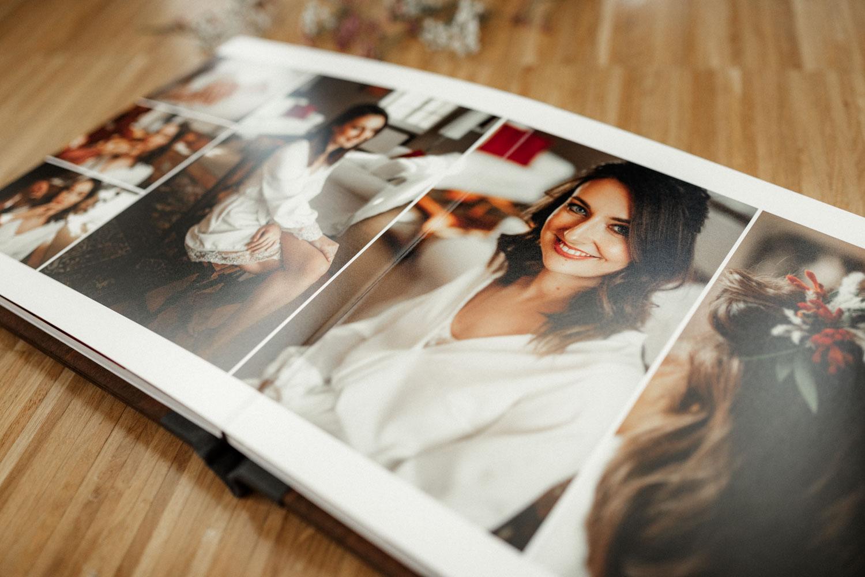 Fotobuch, Hochzeitsreportage